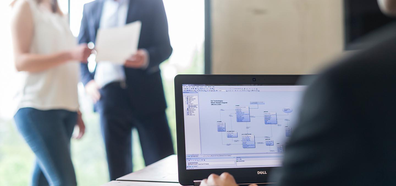 Metadata Management: heureka bietet die Konzipierung und Implementierung bestehender Datenmodellierungs-Lösungen